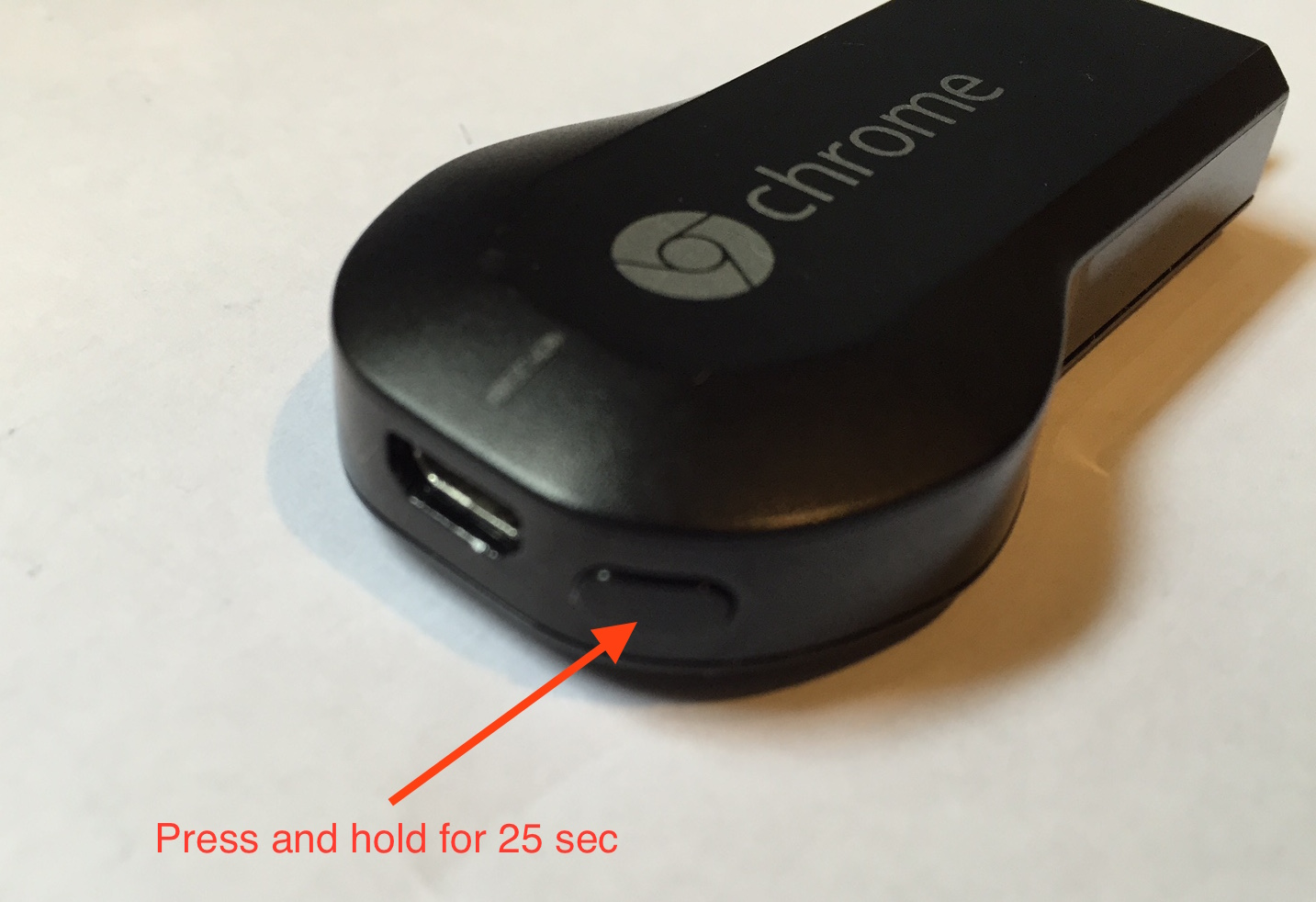 How to Setup Your Chromecast to Hotel WIFI — Big Pie Media